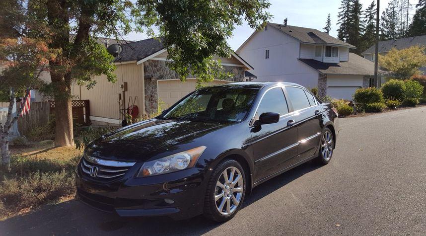 Main photo of Gage Cudmore's 2011 Honda Accord