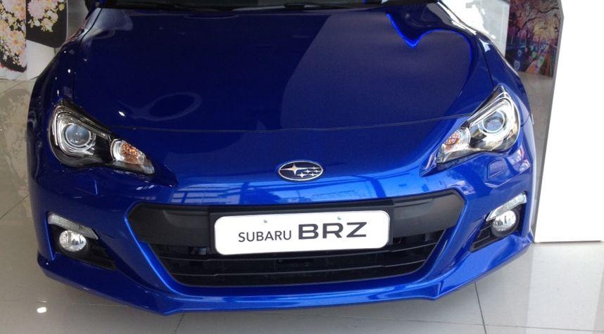 Main photo of Ben Samson's 2016 Subaru BRZ