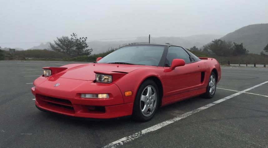 Main photo of Jimmy Ahmed's 1992 Acura NSX