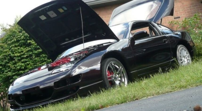 Main photo of Terrance McWilliams's 1990 Nissan 300ZX