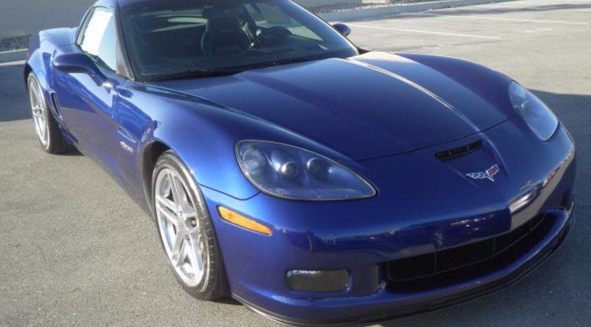 Main photo of Scott Campbell's 2007 Chevrolet Corvette