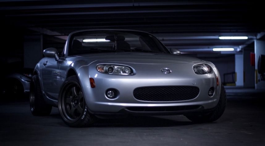 Main photo of Donnie Grosskopf's 2008 Mazda MX-5 Miata