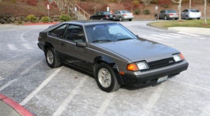 Main photo of Samuel Smith's 1982 Toyota Celica