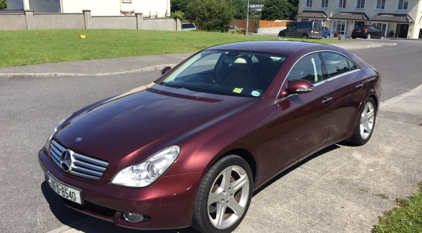 Main photo of Johnny Crowley's 2006 Mercedes-Benz CLS-Class