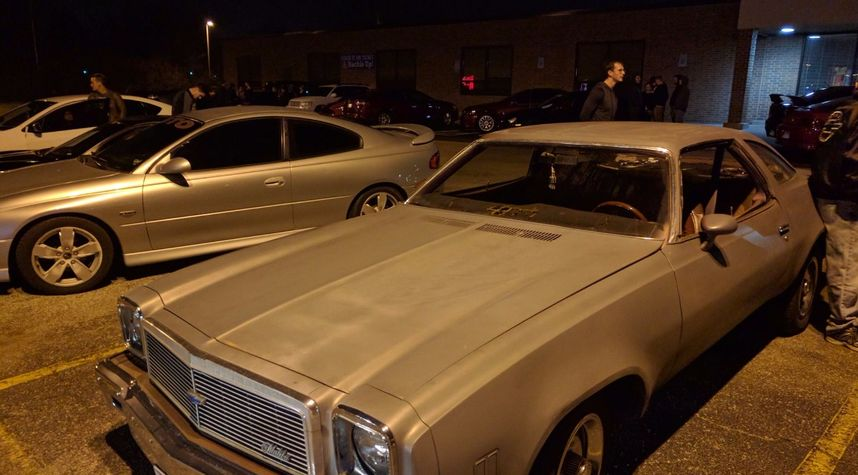 Main photo of Cory Lawwill's 1976 Chevrolet Chevelle