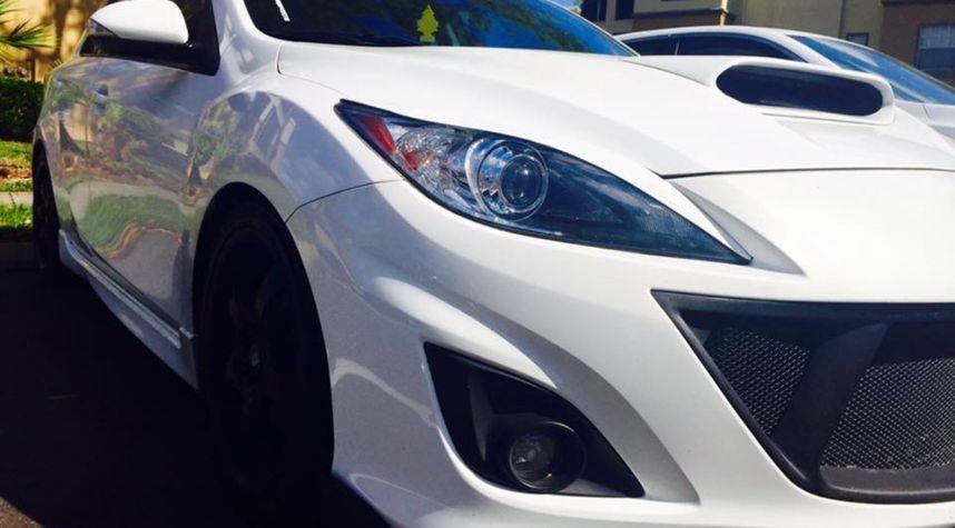 Main photo of Dexter Wyckoff II's 2012 Mazda MAZDASPEED3