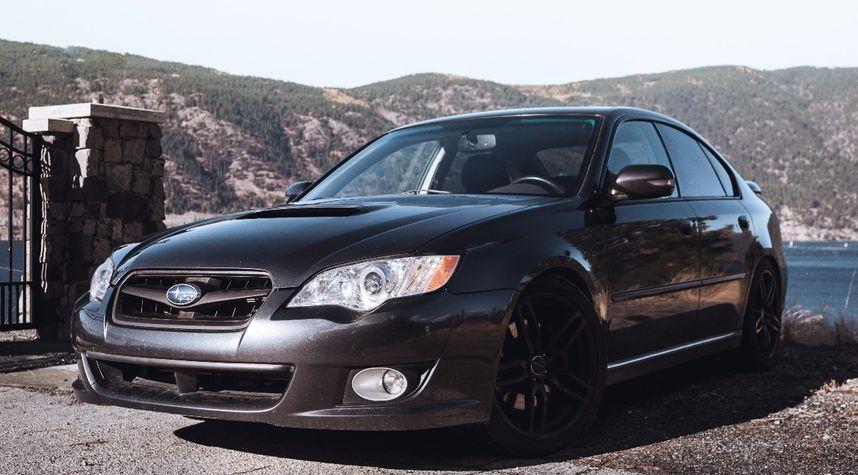 Main photo of Leif Coopman's 2008 Subaru Legacy