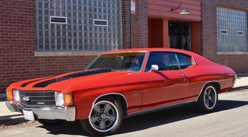 Main photo of Casey Crumbliss's 1972 Chevrolet Chevelle