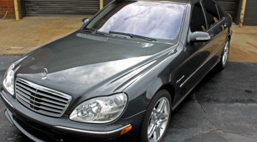 Main photo of Ed Bolian's 2003 Mercedes-Benz S-Class