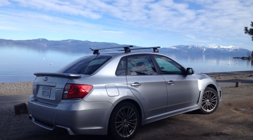 Main photo of Ryan Mara's 2014 Subaru Impreza WRX