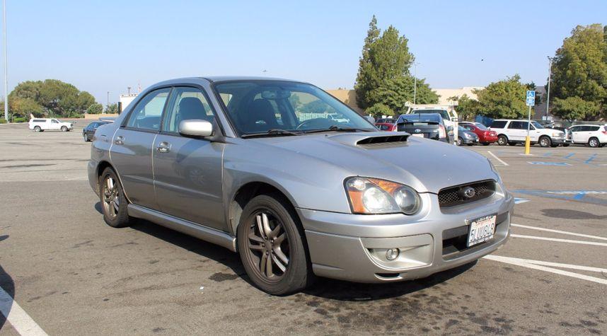Main photo of Jason Hong's 2005 Subaru Impreza