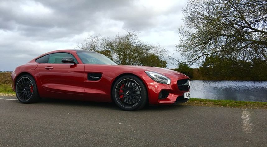 Main photo of Inside Lane's 2016 Mercedes-Benz AMG GT
