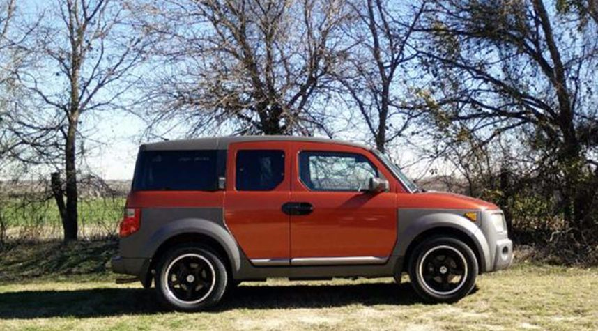 Main photo of Anthony Chiang's 2003 Honda Element