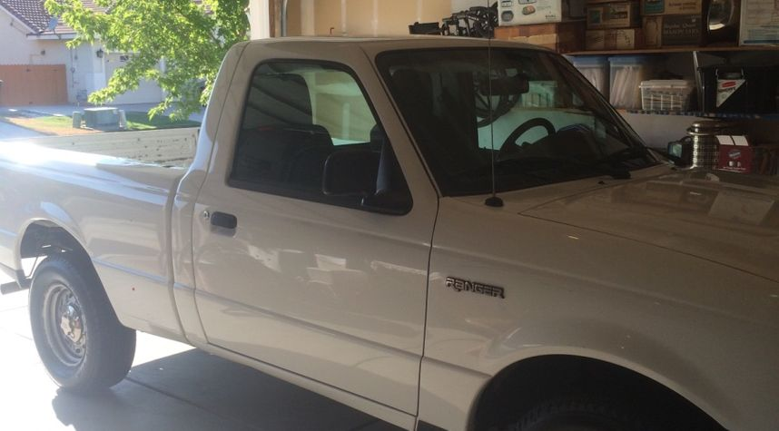 Main photo of Reese Culbertson's 2005 Ford Ranger