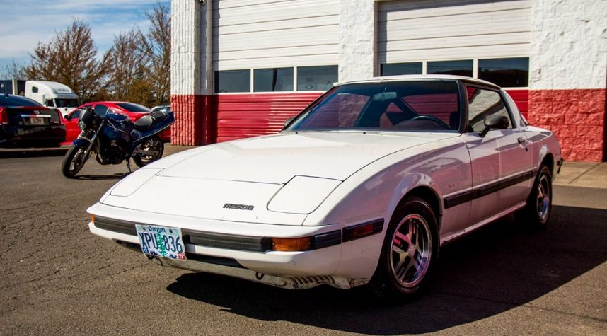 Main photo of Larry Peterson III's 1985 Mazda RX-7