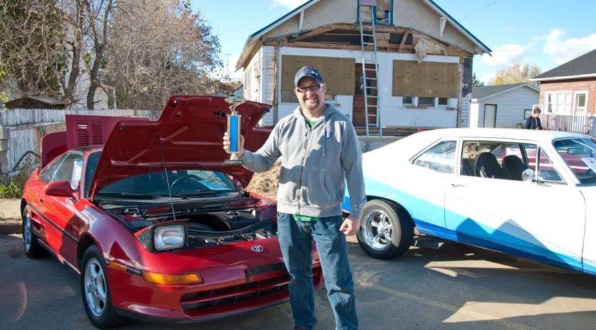 Main photo of Brad Tonkatruck's 1991 Toyota MR2