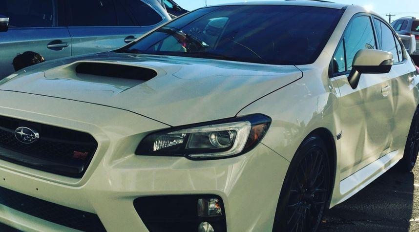 Main photo of Olivier Dionne's 2015 Subaru WRX