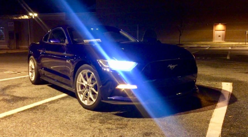 Main photo of Michael Jobusch's 2015 Ford Mustang