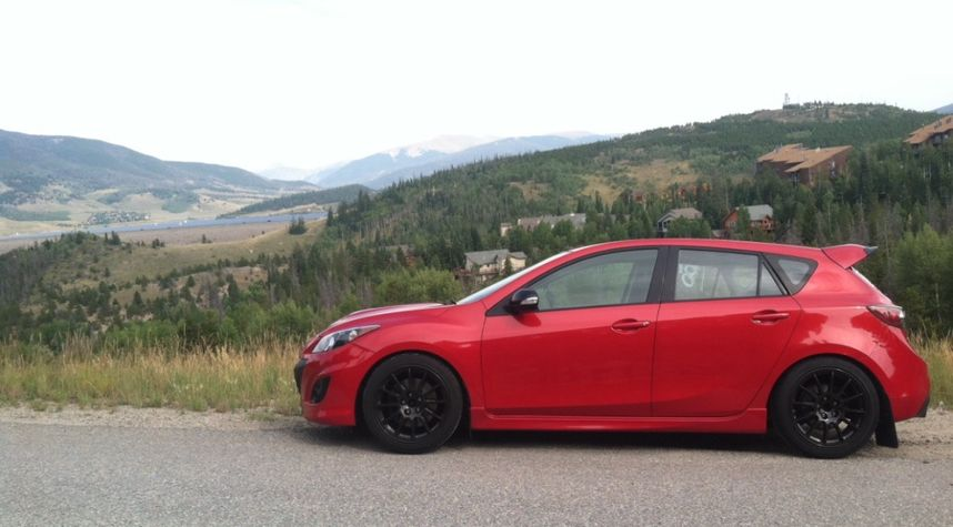 Main photo of Fastass Faircloth's 2010 Mazda MAZDASPEED3
