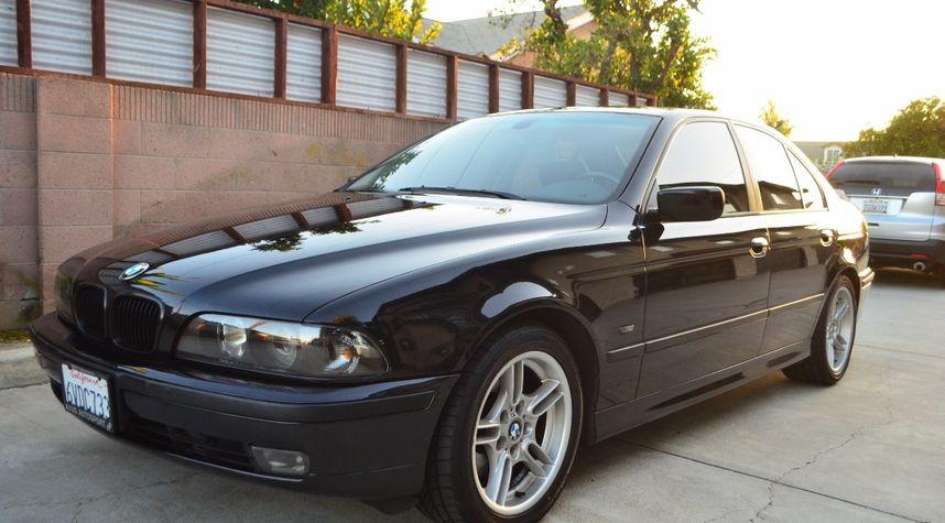 Main photo of Stephen Villagrasa's 2000 BMW 5 Series