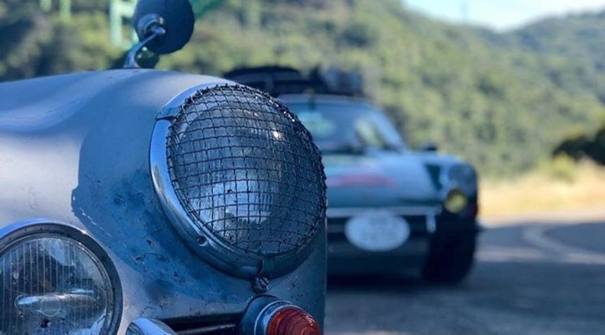 Main photo of Cameron Wayland's 1960 Porsche 356