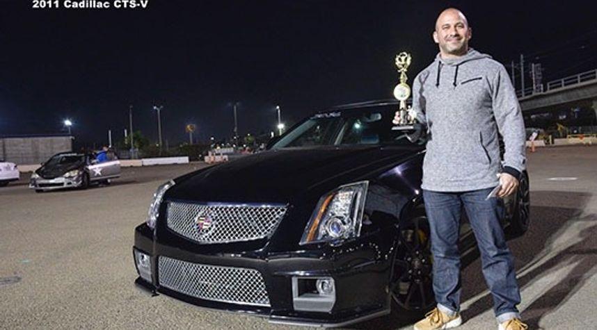 Main photo of Brian Kamak's 2011 Cadillac CTS-V