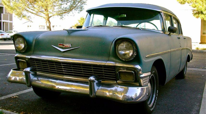 Main photo of bleh meh's 1956 Chevrolet Bel Air