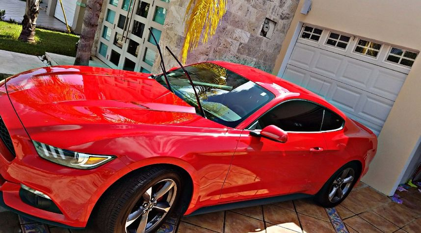 Main photo of Ramon Santiago's 2015 Ford Mustang