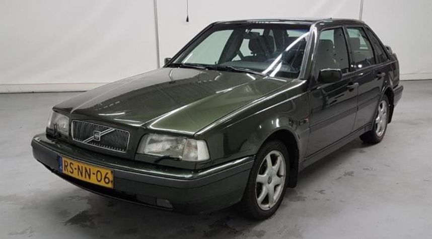 Main photo of Ewout Bos's 1996 Volvo 440