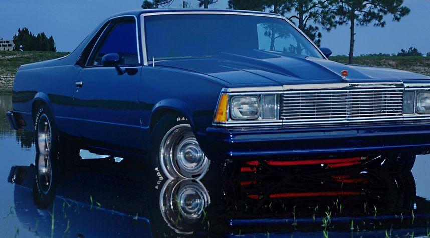 Main photo of William Pienta's 1979 Chevrolet El Camino