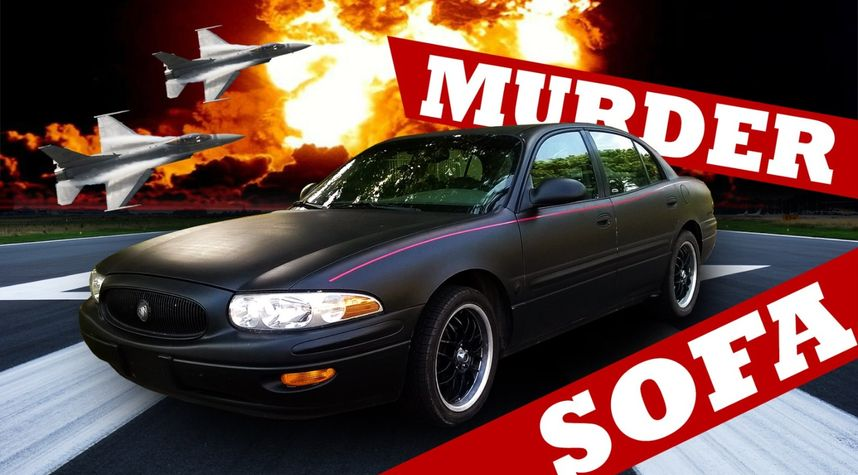 Main photo of Jake Lewis's 2000 Buick LeSabre