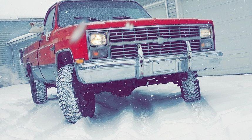 Main photo of Dalton Miller's 1983 Chevrolet 2500