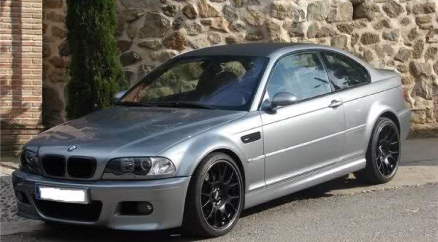 Main photo of Andres Cornejo's 2003 BMW M3