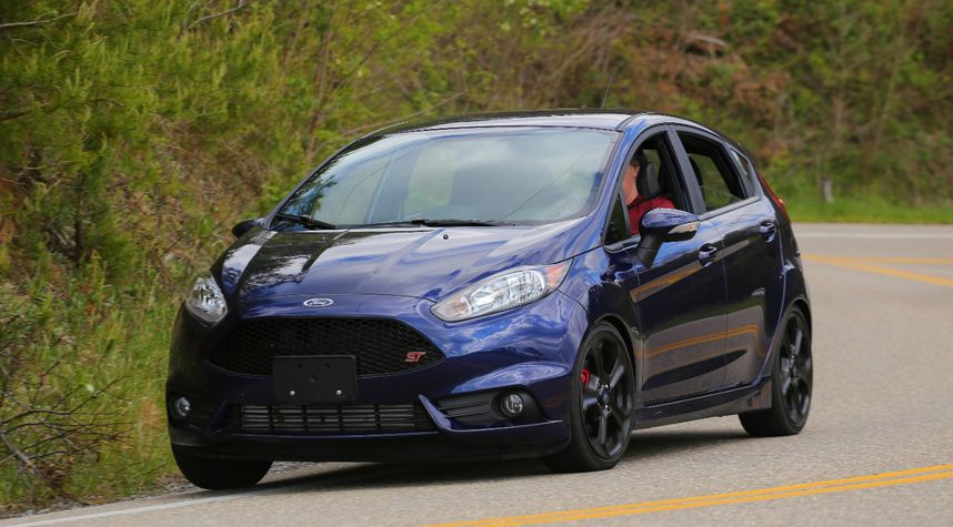 Main photo of Scott Laudenslager's 2016 Ford Fiesta