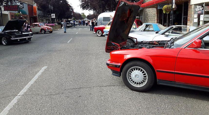 Main photo of Trenton Lins's 1991 BMW 525