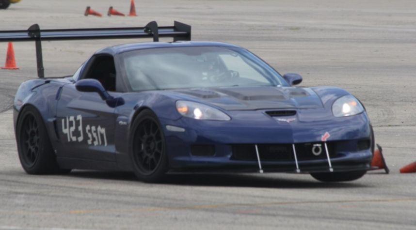 Main photo of Brandon K's 2006 Chevrolet Corvette