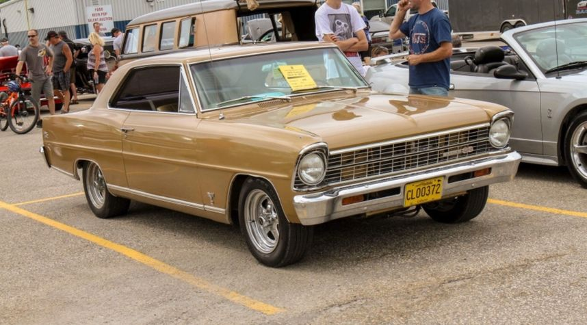 Main photo of Ryan Porco's 1967 Chevrolet Nova