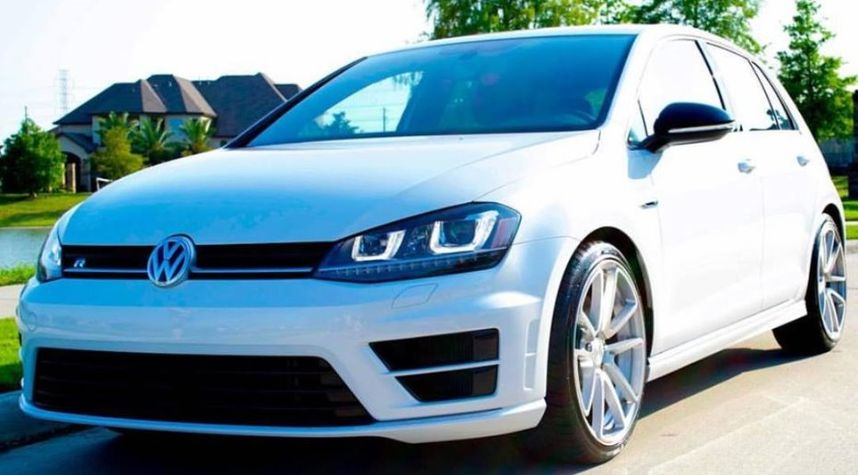 Main photo of Mario Culpepper's 2016 Volkswagen Golf R