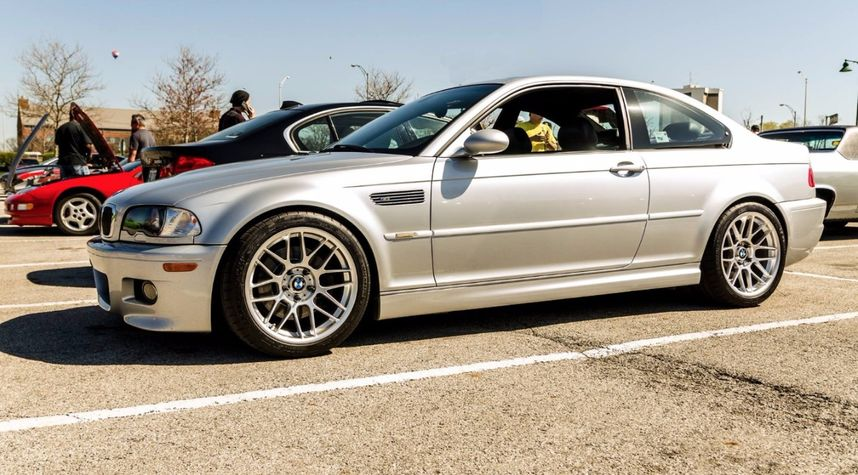 Main photo of Chris Madison's 2003 BMW M3