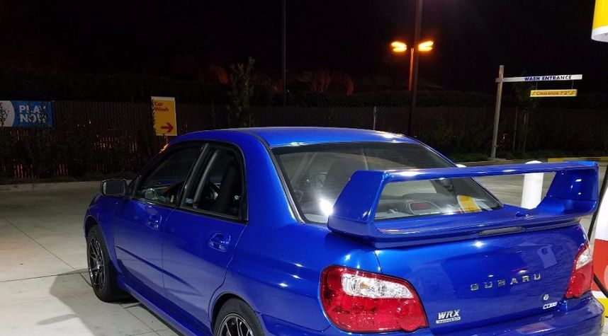 Main photo of Dennis Trang's 2005 Subaru Impreza