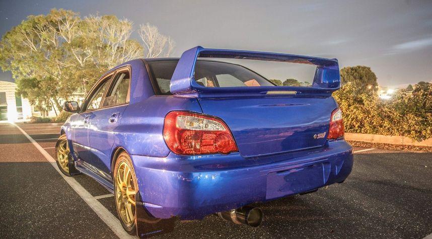 Main photo of Jake Broome's 2004 Subaru Impreza