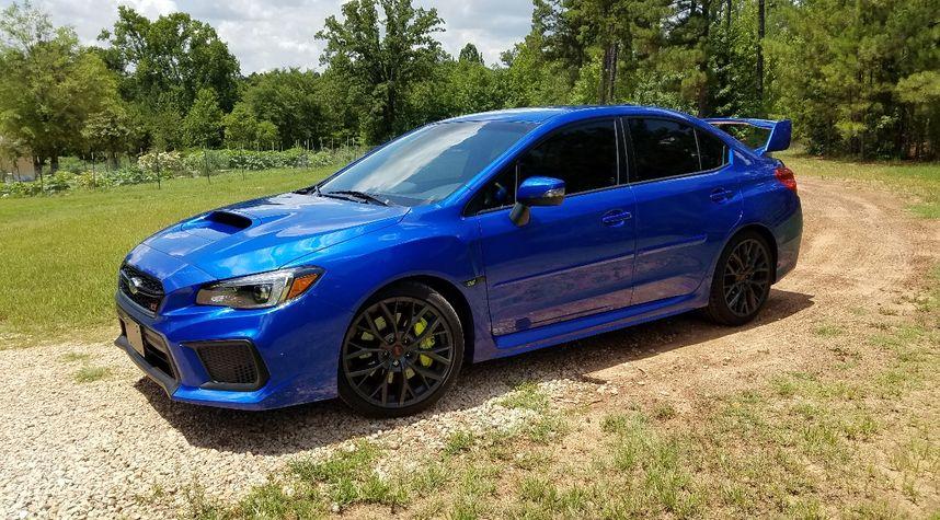 Main photo of Josh Stewart's 2018 Subaru WRX