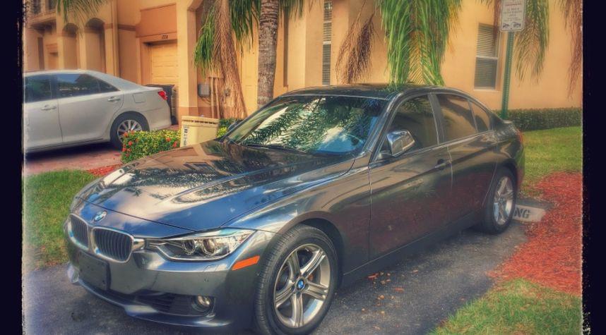 Main photo of Euric Calcano's 2014 BMW 3 Series