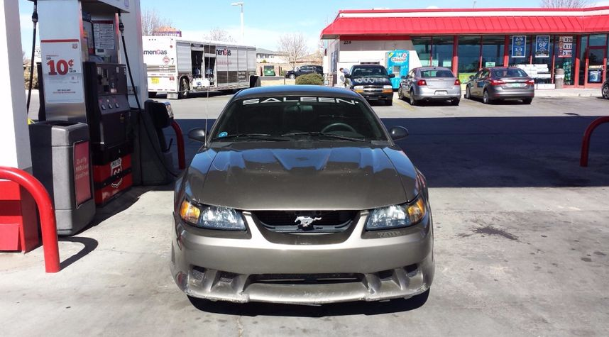 Main photo of Arthur Sperotto's 2002 Ford Mustang