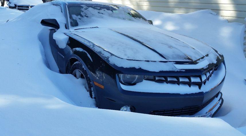 Main photo of Danny Korecki's 2013 Chevrolet Camaro