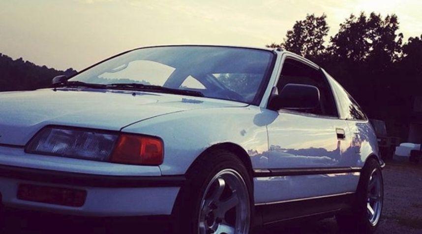 Main photo of William Shelby's 1991 Honda CRX