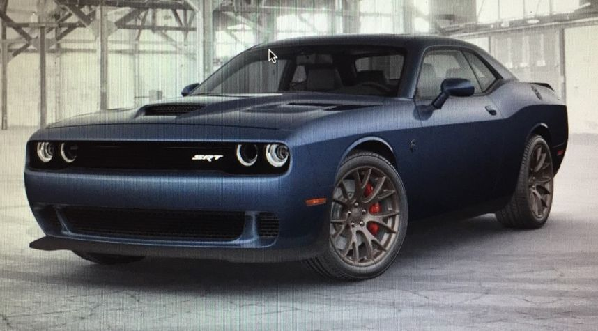 Main photo of Brendon Lim's 2017 Dodge Challenger