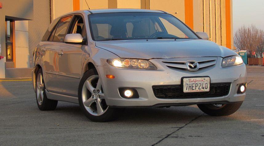Main photo of Harvey Duncan's 2006 Mazda 6