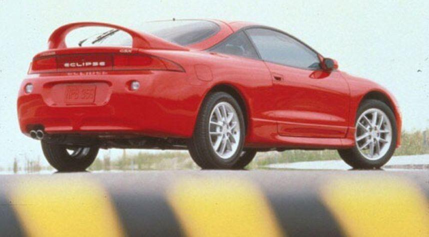 Main photo of Dylan DuFresne Hune's 1999 Mitsubishi Eclipse