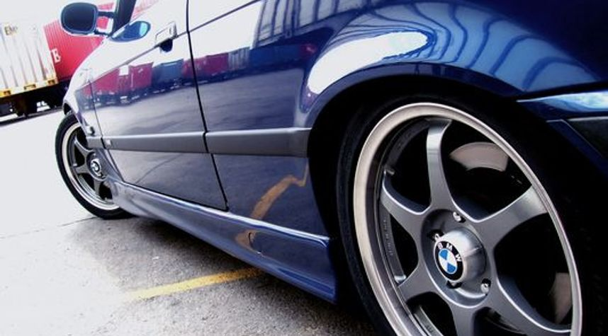 Main photo of Deanry Dupit's 1995 BMW M3